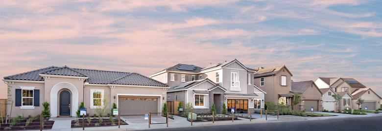 New Communities in Fresno, CA